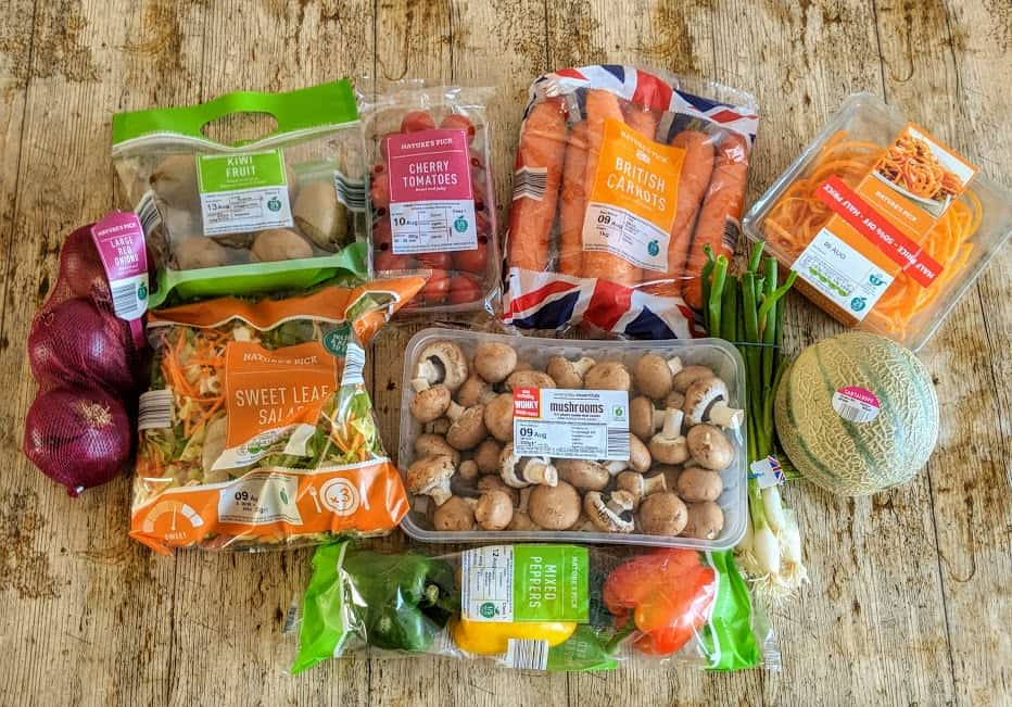 My latest Aldi bargains – the taste test!