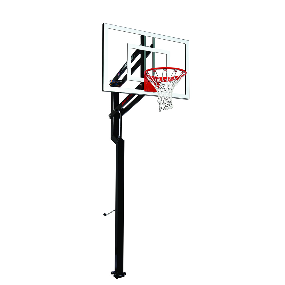 Goalsetter Signature Series Champion Basketball Goal