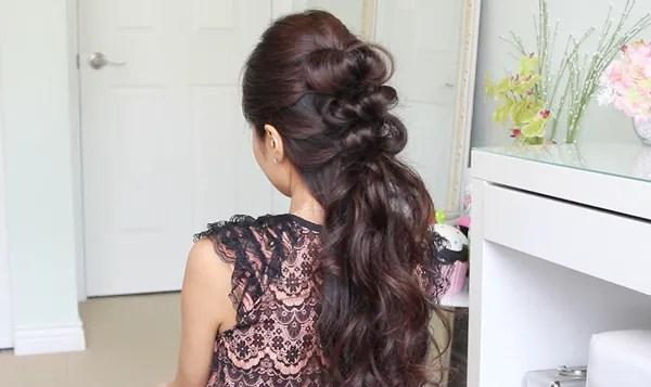 Prom Hairstyles by Bebexo