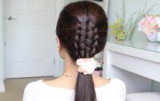 zipper braid suspended infinity