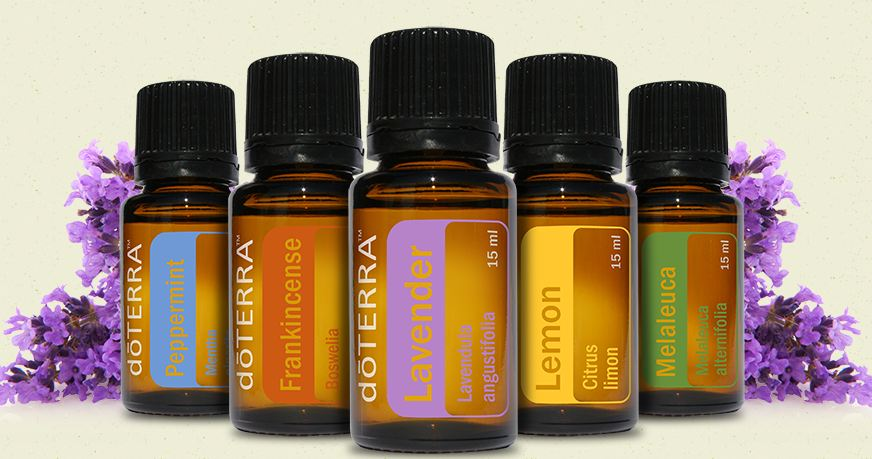 Fundamentals of Essentials Oils