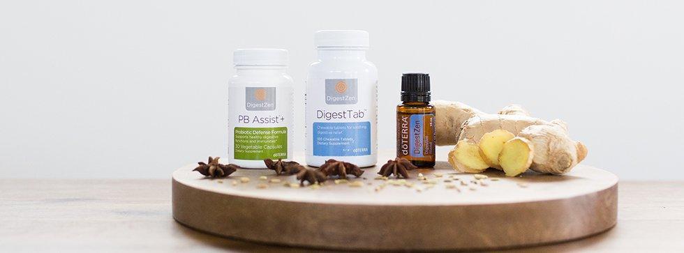 Essential Oil Tip #4 – DigestZen
