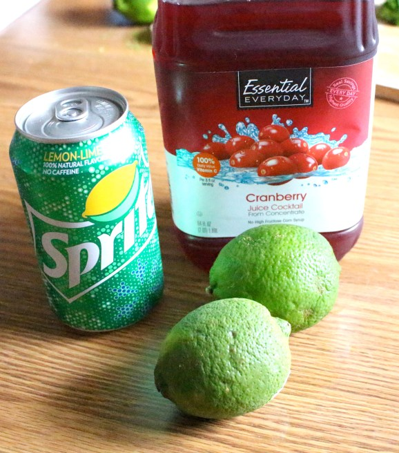 Non-Alcoholic Holiday Punch 2
