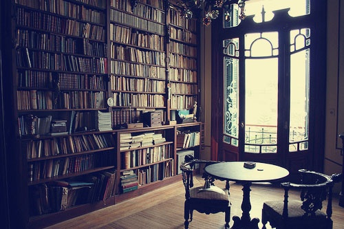 Home library | Inspiration