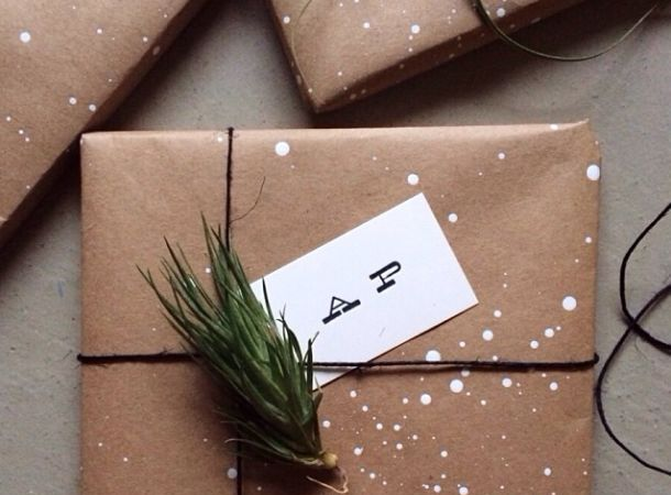7 Swoon-Worthy Gift Wrapping Ideas