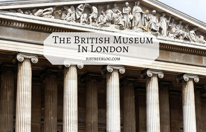 London Recap: The British Museum