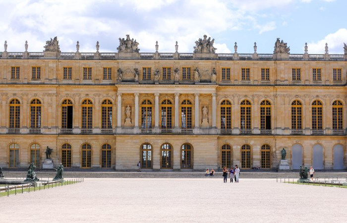 Our day at Versailles