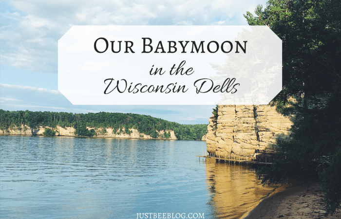 Our Babymoon in the Wisconsin Dells