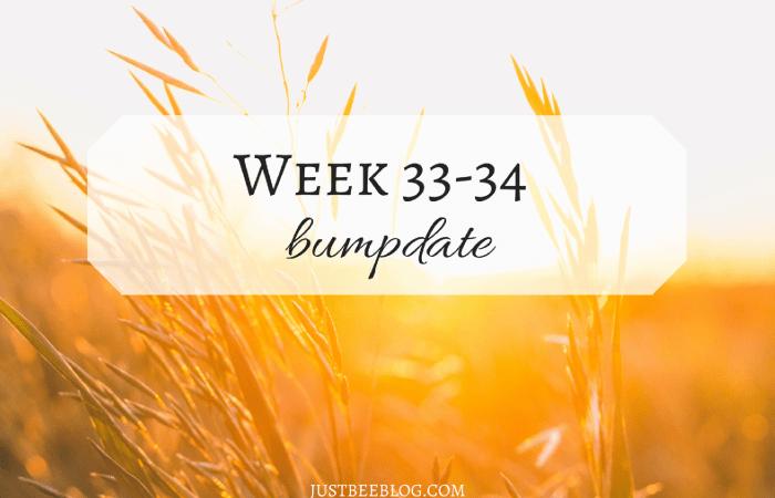 Week 33-34 Bumpdate