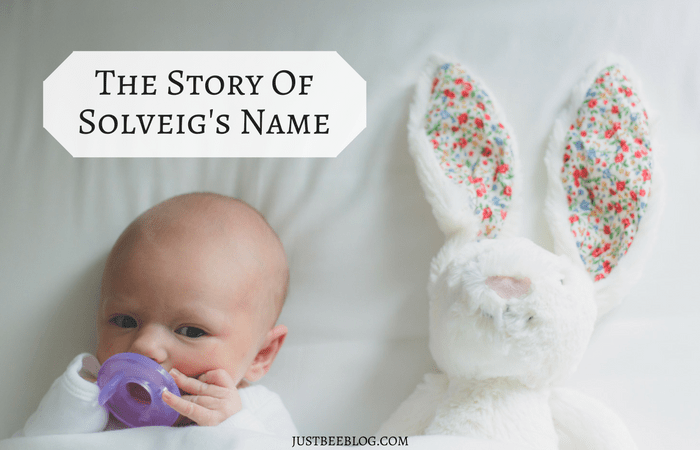 The Story of Solveig's Name