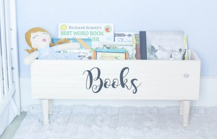 Sophie's Book Box (+ a promo code!)