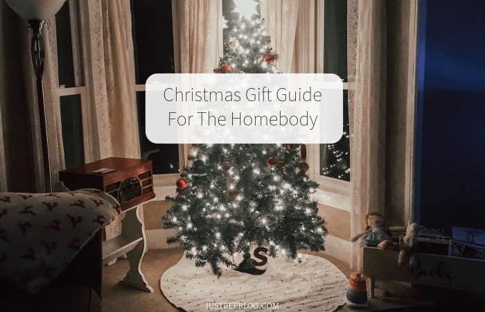 Christmas Gift Guide for the Homebody