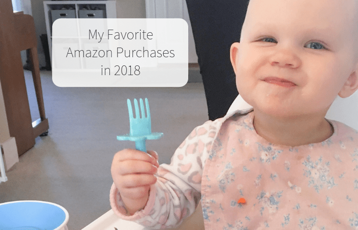 My 25 Favorite Amazon Purchases in 2018