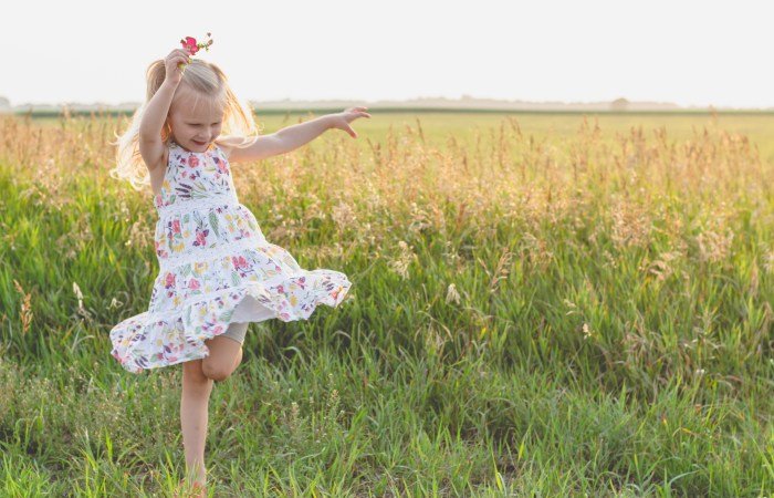A Full-Circle Moment: Road Chasing and a Twirling Photo Session
