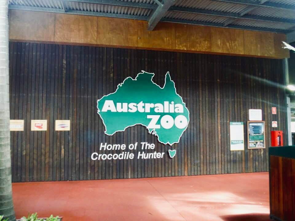 Vomiting at the Australia Zoo