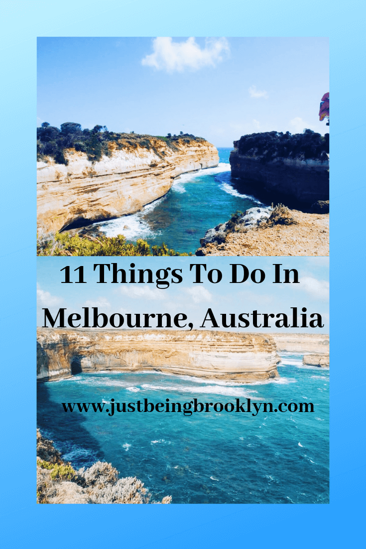 11 Things To Do In Melbourne, Australia