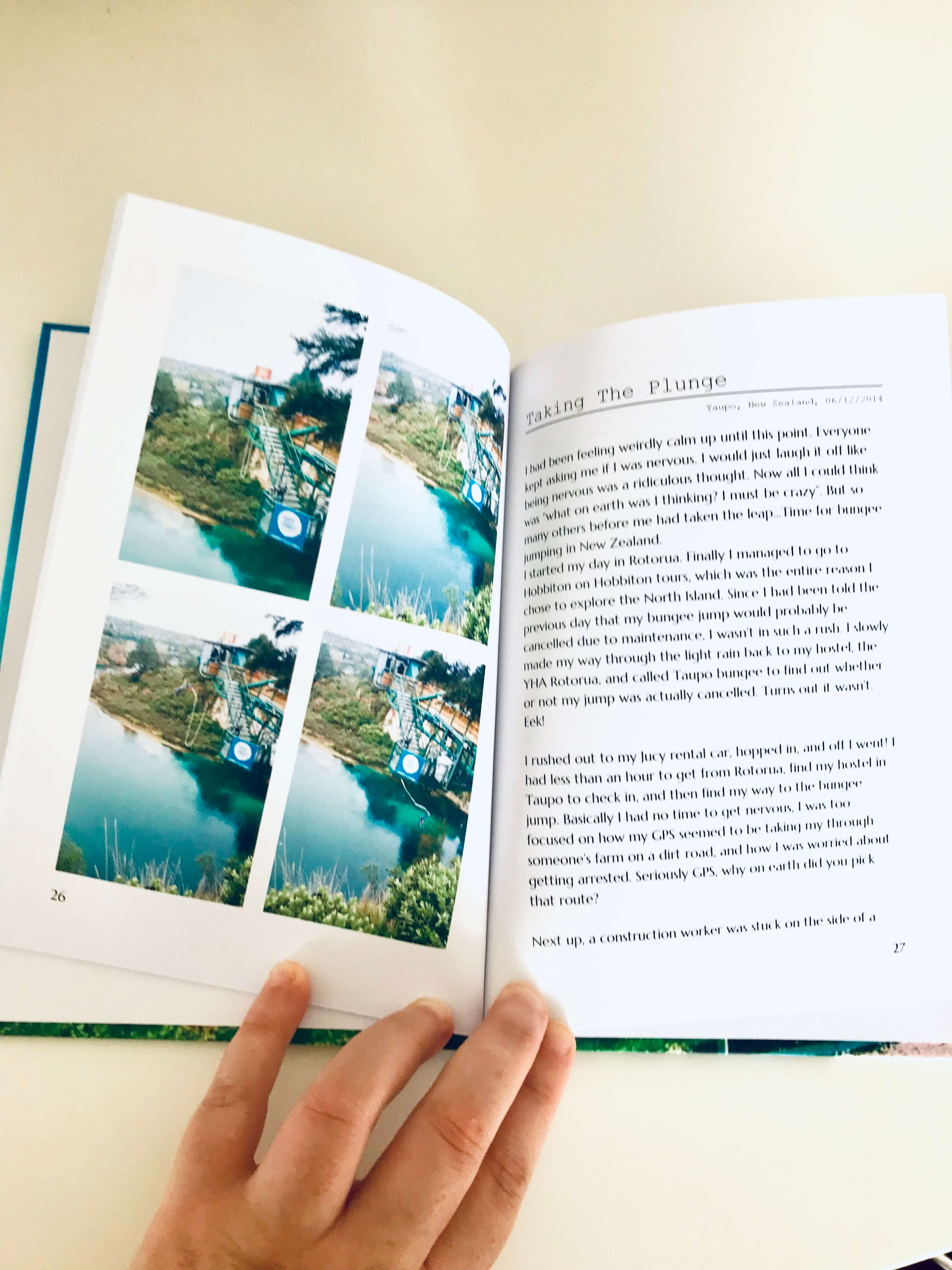 The Travel Diaries Book
