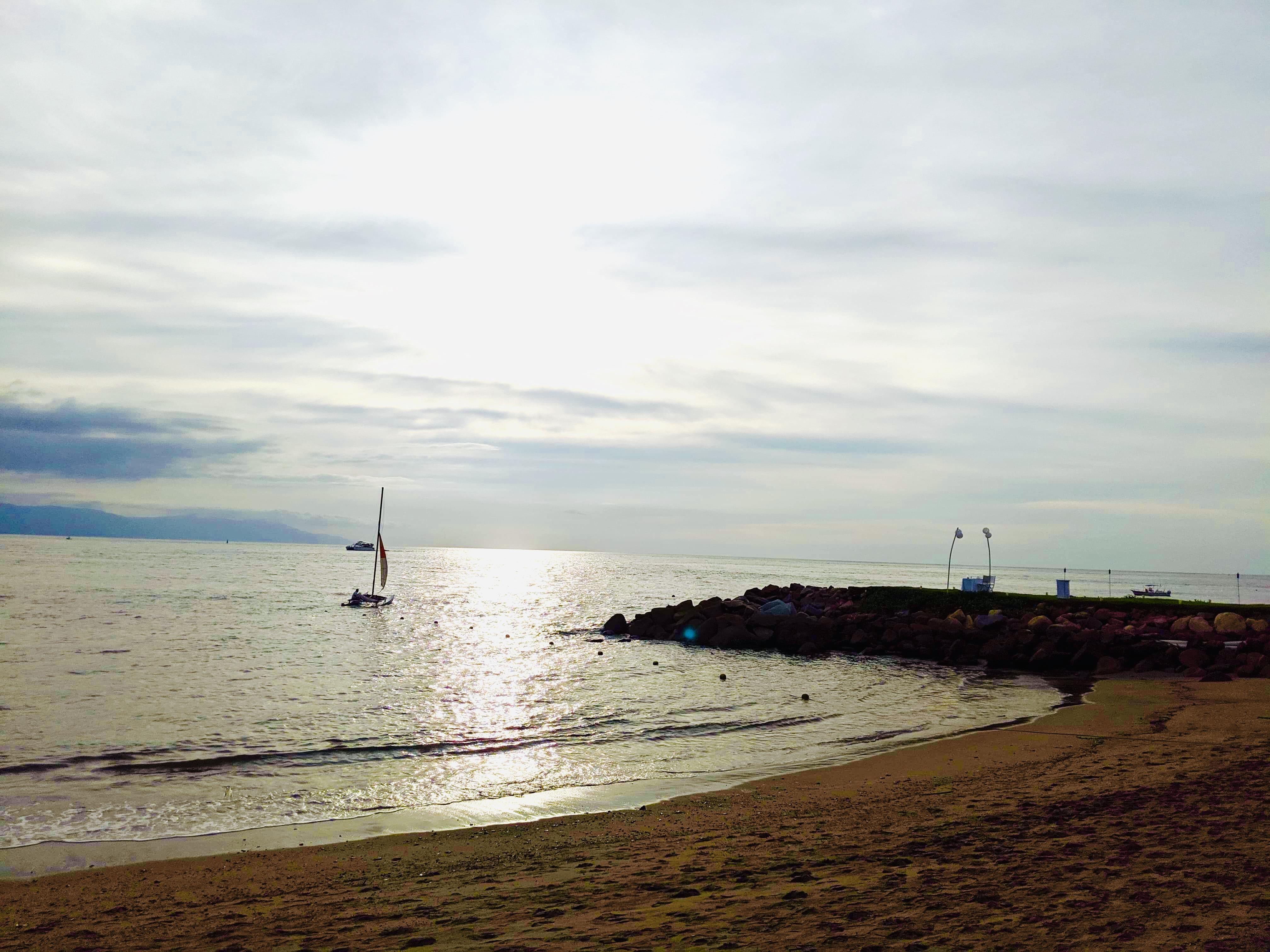 The ocean at the Westin. 6 Puerto Vallarta Fun Facts