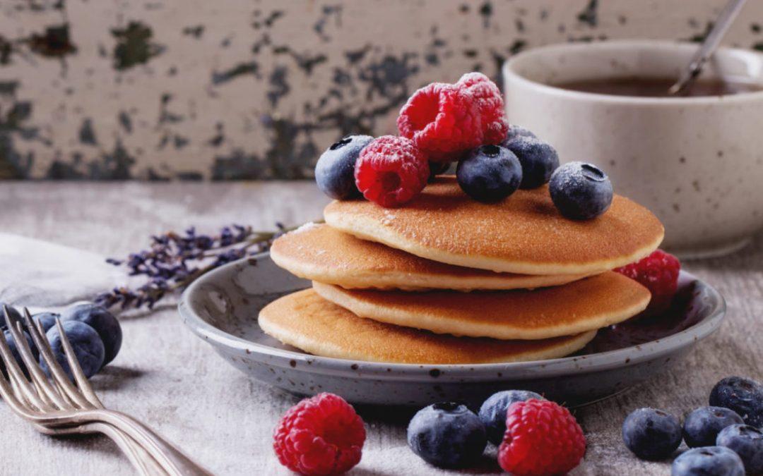Vegan Pancakes on Pancakes