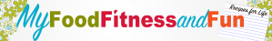 Food and Fitness Logo