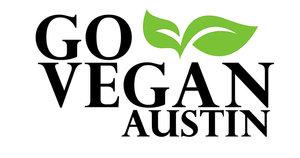 Go Vegan Austin logo