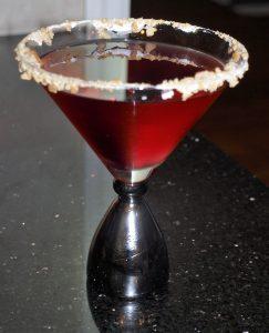 Cherry Yum Yum Martini