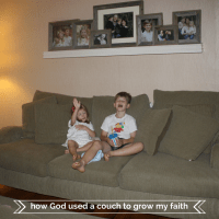 The Heavenly Couch: When God Outdoes Himself to Prove Himself