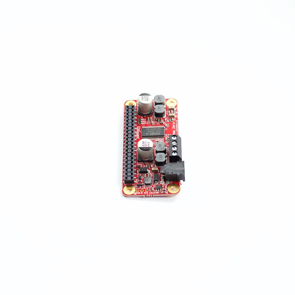 JustBoom Amp Zero pHAT for Raspberry Pi Zero / Pi Zero W