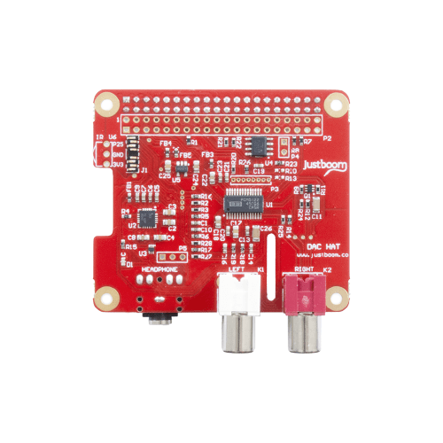 Raspberry Pi Audio Boards