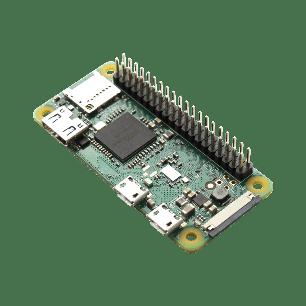 RFID and Biometric Door Lock system using Raspberry Pi ZeroW