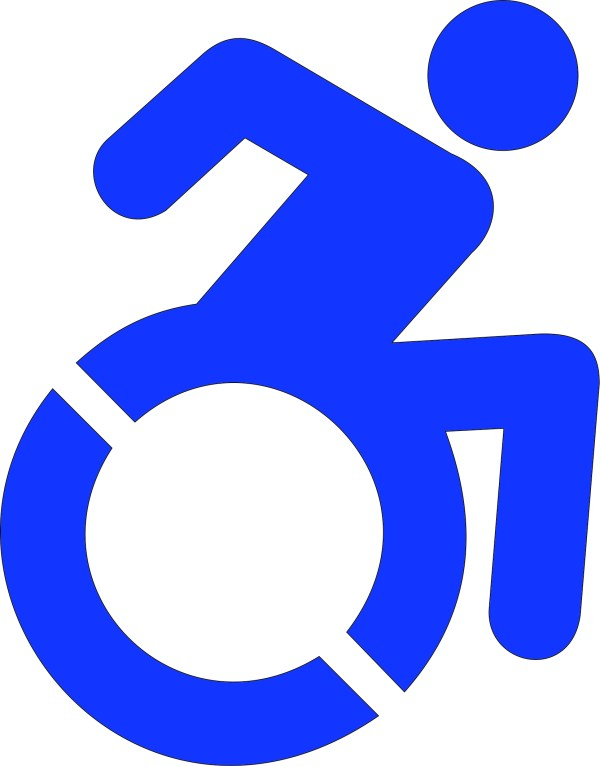New Wheelchair Symbol