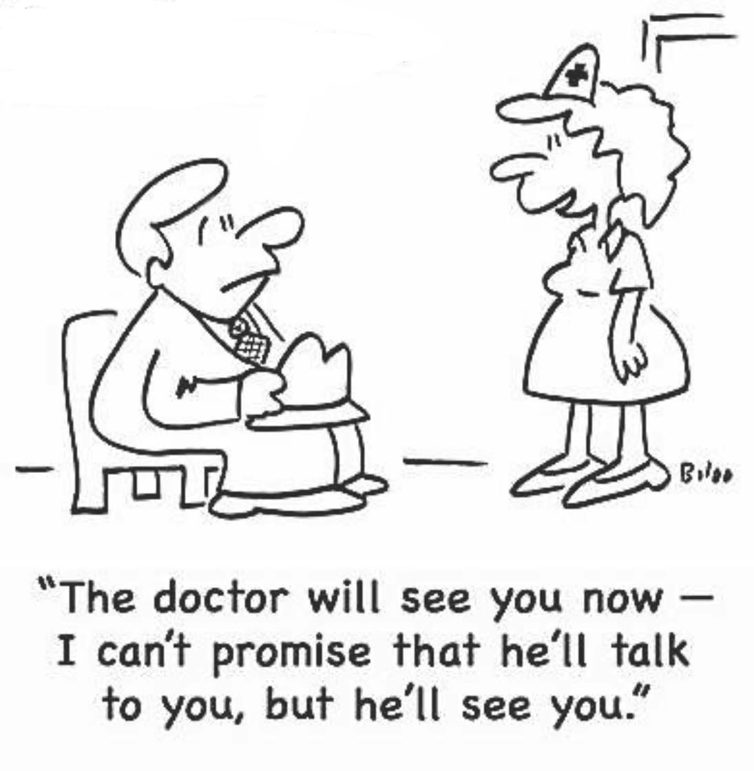 Patients Know Best Apparently