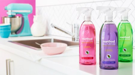 Cleaning Products - Method