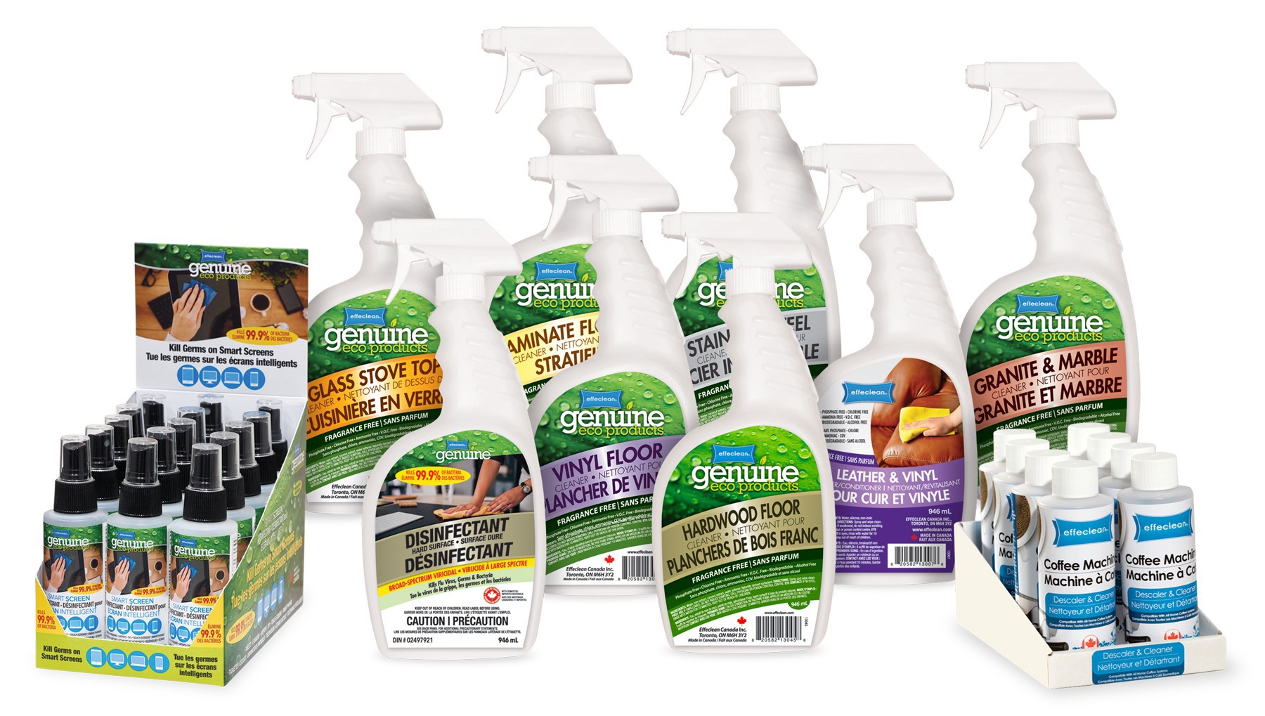 Cleaning Products - Effeclean