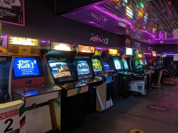 retro replay gaming arcade norwich