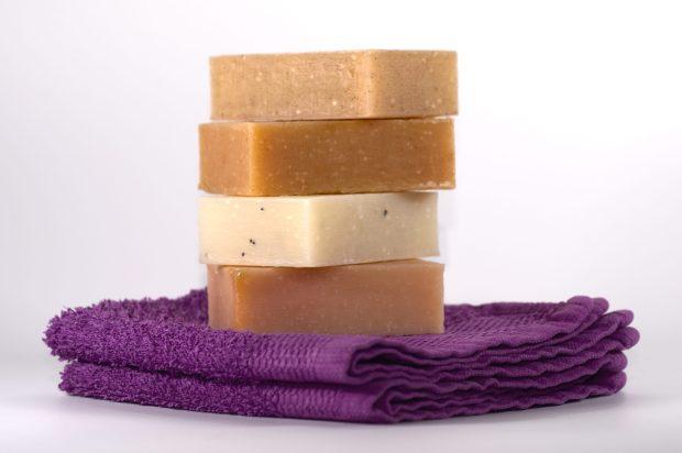 castile soap bars