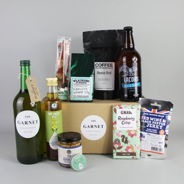 the garnet pub norwich - food and drink hamper delivery