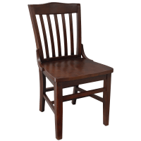 Chairs : Wood Schoolhouse Chair