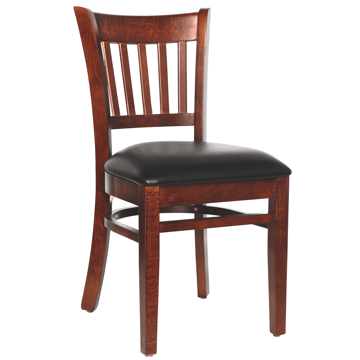 wooden slat chairs clear chiavari wood floating back chair