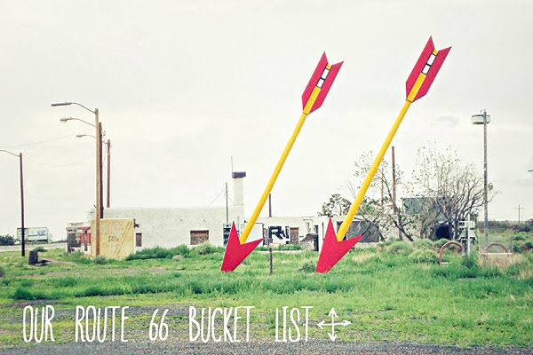 Things To Do on Route 66