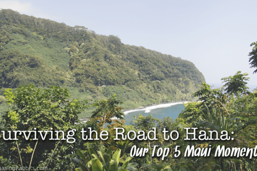 Surviving the Road to Hana: Our Top 5 Maui Moments