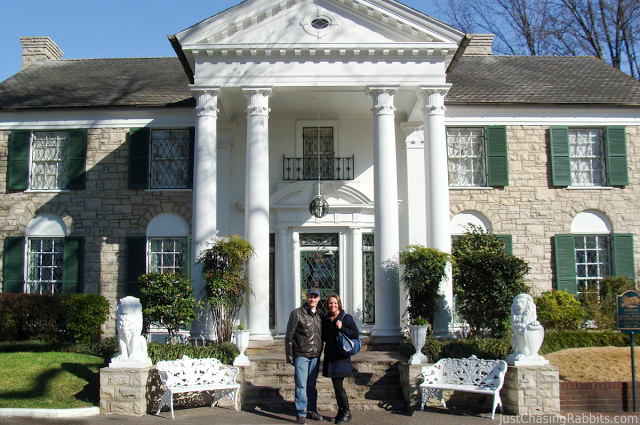 Elvis' Graceland: Inside The King's Palace in Memphis, Tennessee