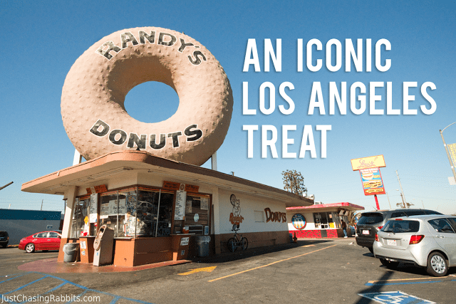 Randy's Donuts: An Iconic Los Angeles Treat