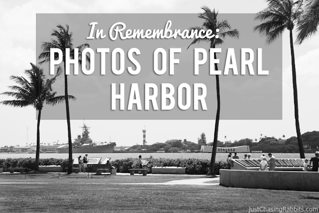 In Remembrance: Photos of Pearl Harbor