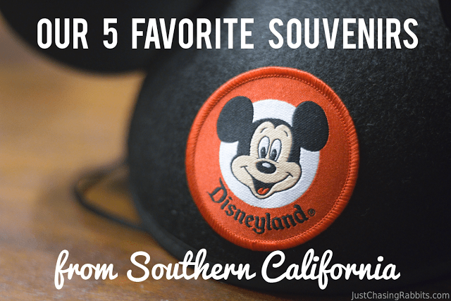 Our 5 Favorite Souvenirs from Southern California