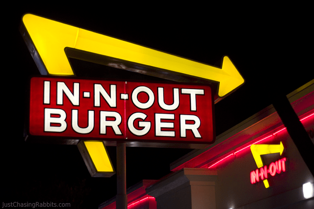 In-N-Out Burger: A Regional Chain with A Worldwide Reputation
