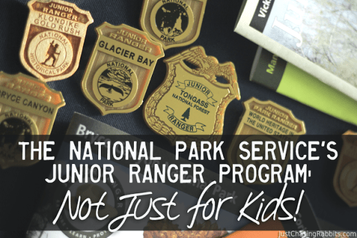 National Park Service Junior Ranger Program
