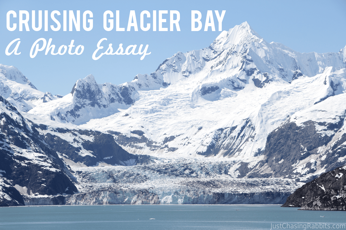 Cruising Glacier Bay Alaska Photo Essay
