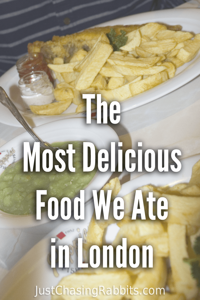 The Most Delicious Food We Ate in London