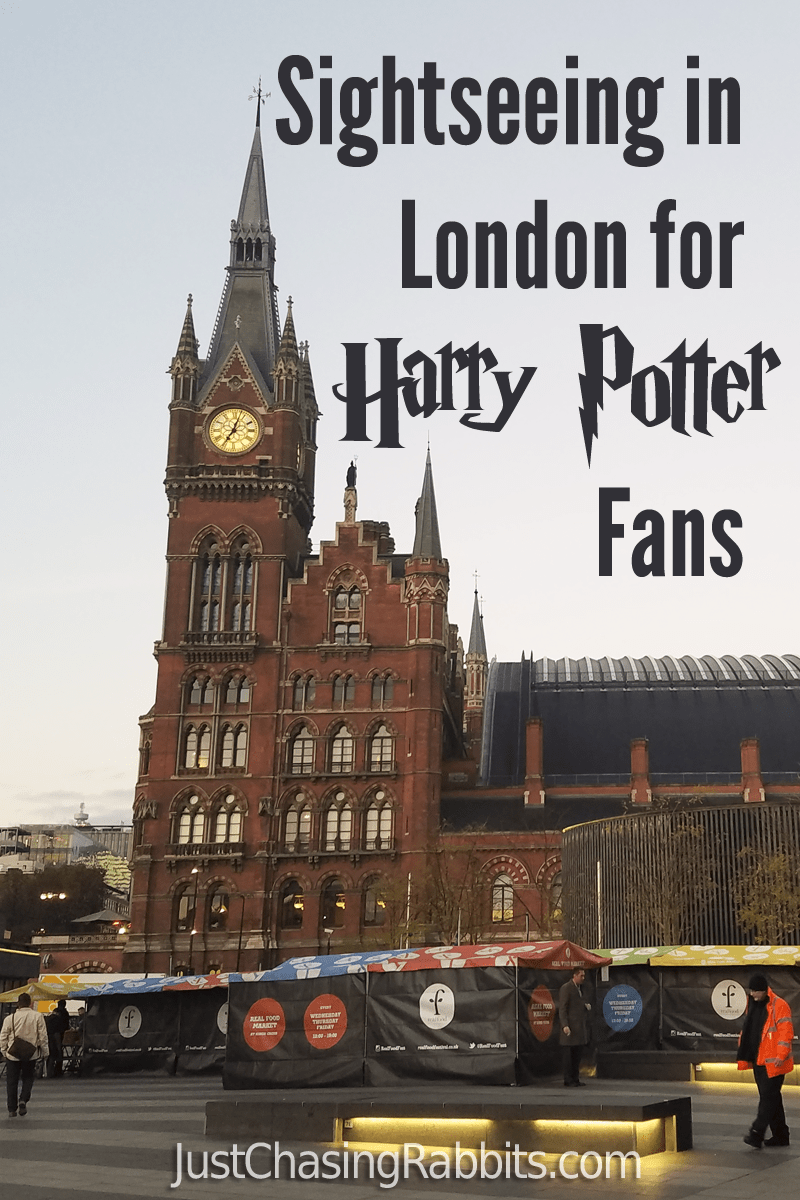 Sightseeing in London for Harry Potter Fans